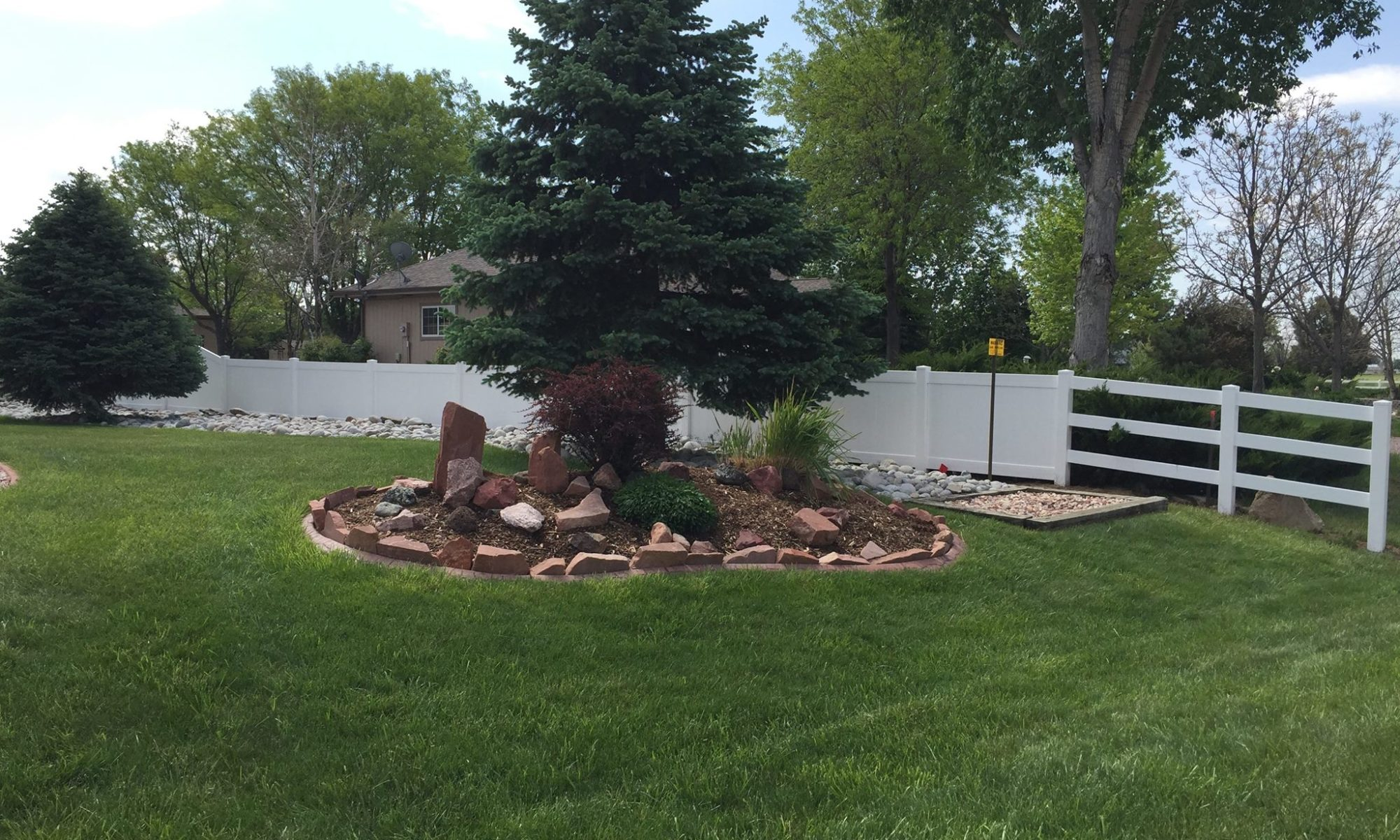 residential fencing Denver