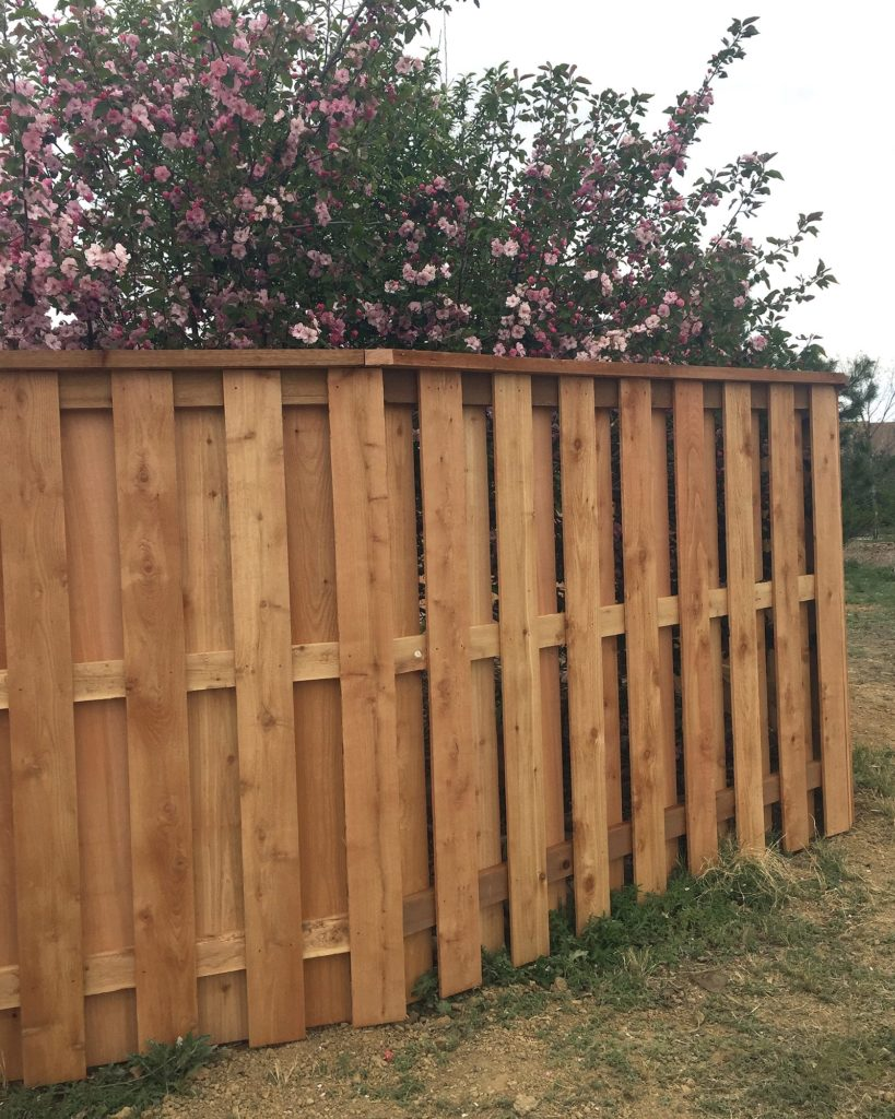 best wood fence company in denver!