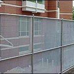 commercial Denver fence company