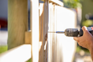 installing privacy Arvada fencing
