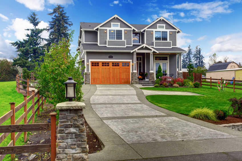 Residential fencing adds to curb appeal