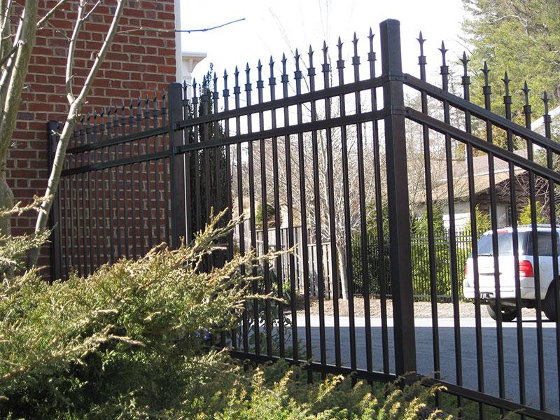 , Ornamental | Iron Fencing, Metro Fence, Metro Fence