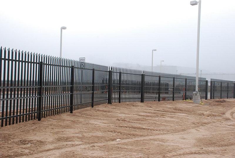, Data Centers, Metro Fence, Metro Fence
