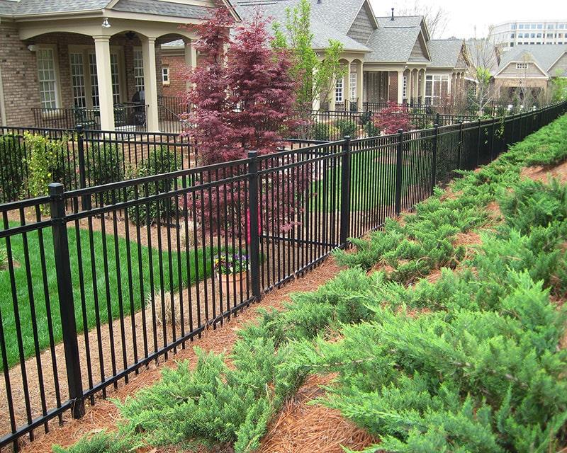 , Ornamental Fences, Metro Fence, Metro Fence