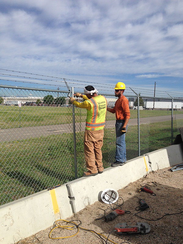 , Chain Link Fencing, Metro Fence