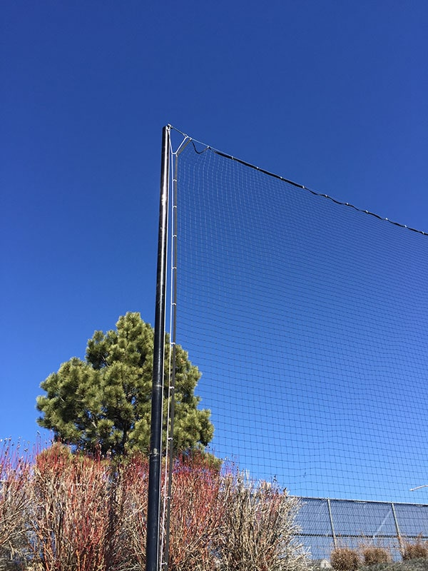 , Netting Systems, Metro Fence