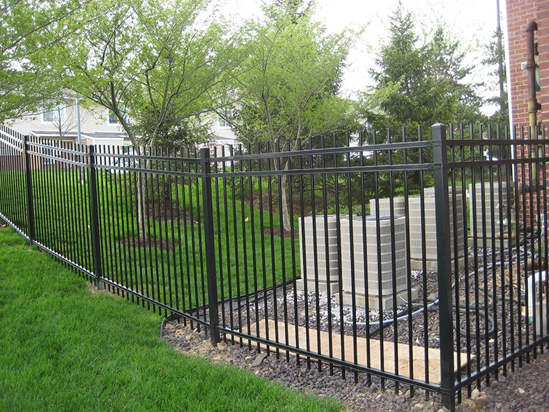 Wrought Iron Fence Denver Metal Amp Ornamental Fencing