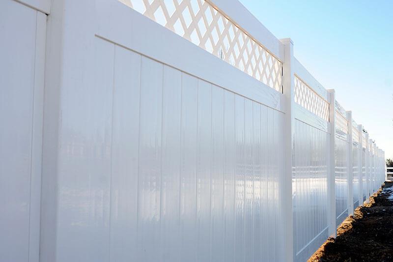 , PVC Vinyl Fences, Metro Fence