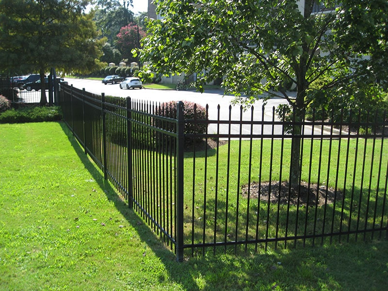 , Ornamental | Iron Fencing, Metro Fence