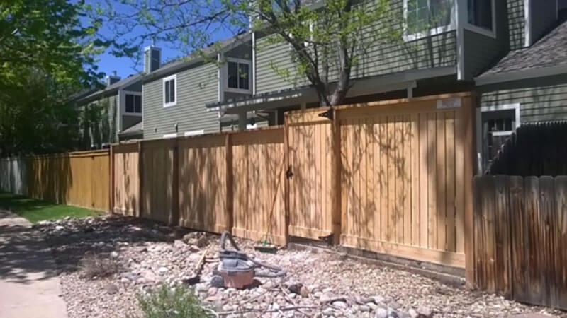 , Wood Fences, Metro Fence