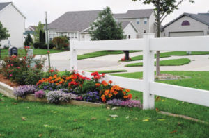 Metro Fence curb appeal