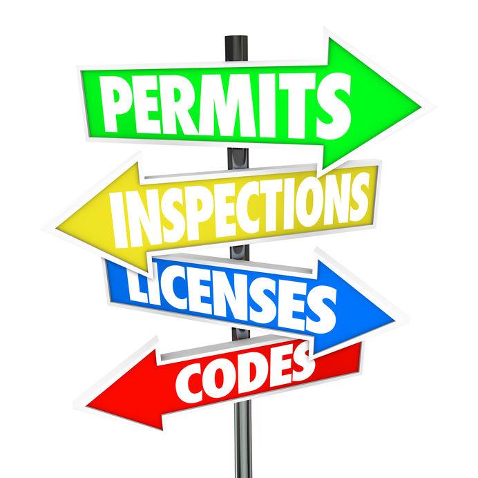 fence repair Thornton CO permits