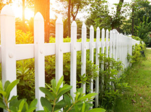 residential fence company