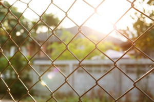 chain link Brighton fencing