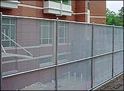 Thornton fecnce company security fencing