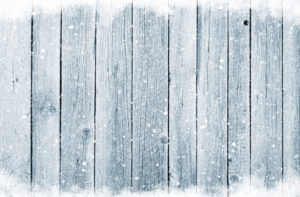 How to keep your wooden fence from rotting during winter