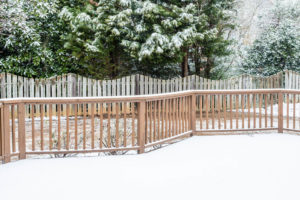 , Tips for Protecting Your Fence from Winter Weather, Metro Fence, Metro Fence
