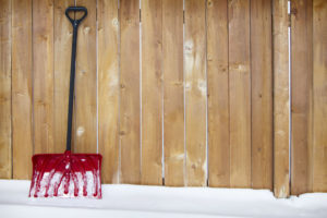 protect your fence in winter