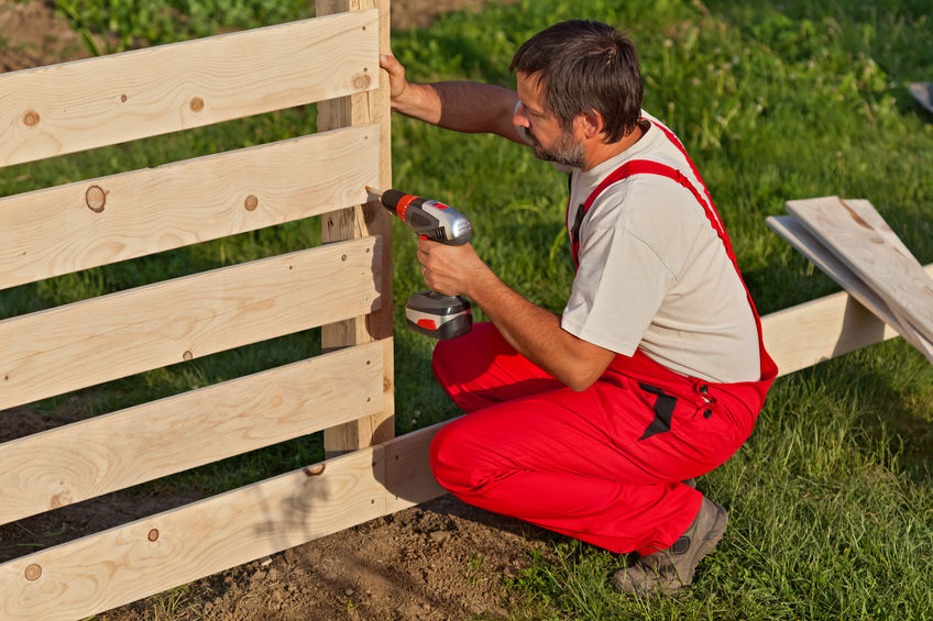 residential fencing company Denver fence repair