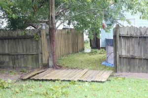 , Easy to do DIY Fence Repairs, Metro Fence, Metro Fence