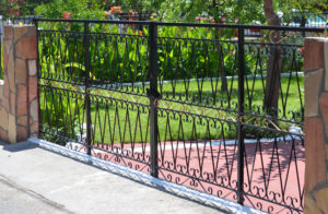 , The Main Reasons to Choose an Ornamental Fencing Design, Metro Fence, Metro Fence