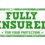 make sure your residential fence company is insured