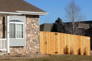 Arvada fencing replacement