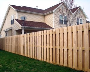 , What Are the Best Kinds Of Wood Fences Available For Yards?, Metro Fence, Metro Fence