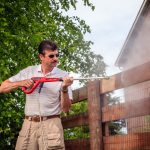 Thornton fence company pros suggest powerwashing maintenance