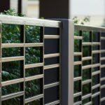Brighton steel fencing