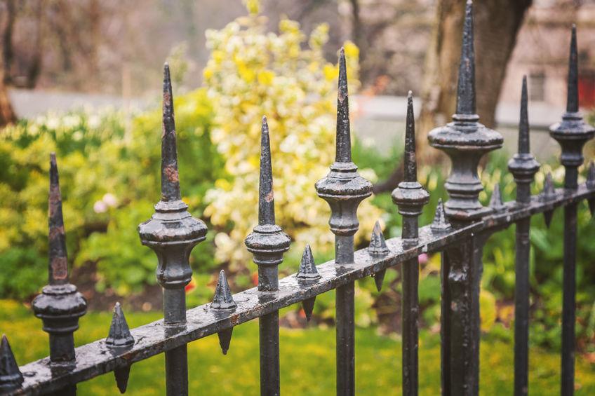 Arvada fencing provides security