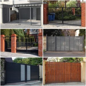 , What is the Best Motorized Gate For Residential Homes, Metro Fence, Metro Fence