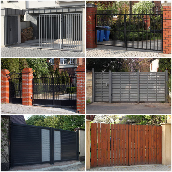residential fencing and gate company Denver