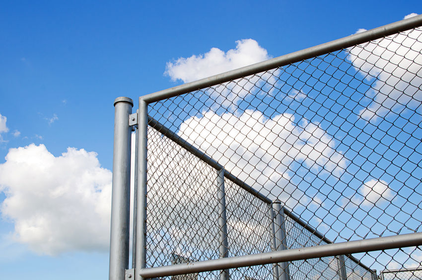 chain link fence installation Denver