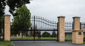 Thornton gate