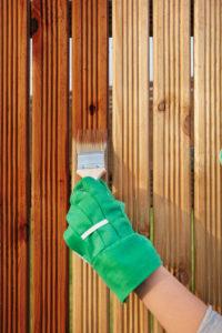 Brighton fence