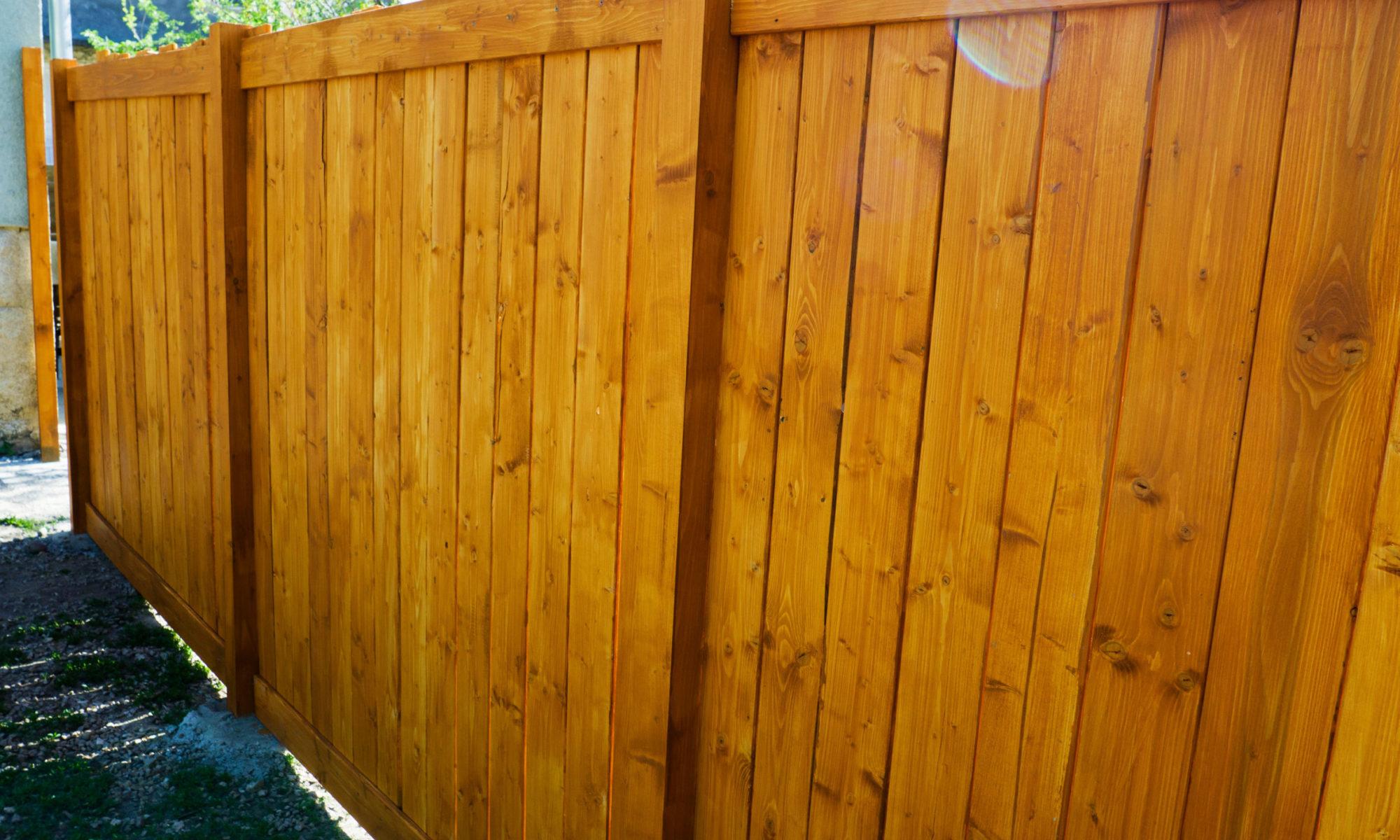 Thornton fencing