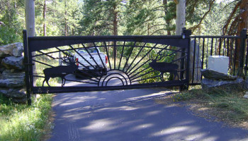 , Gates and Gate Operators, Metro Fence, Metro Fence